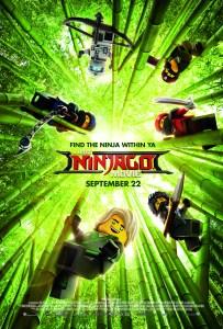 The LEGO NINJAGO Movie: Sorteo tarjeta $50 para el cine