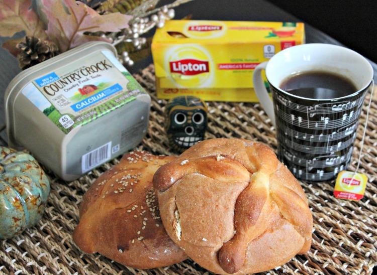 pan, muerto, receta, dia de los muertos