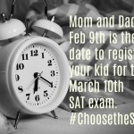 La importancia del examen SAT