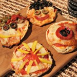 Mini English Muffin Pizzas
