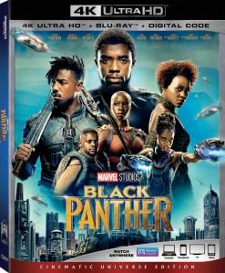 Black Panther de Marvel (reseña y actividades para imprimir)