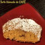 Torta Húmeda de Café: fácil y económica