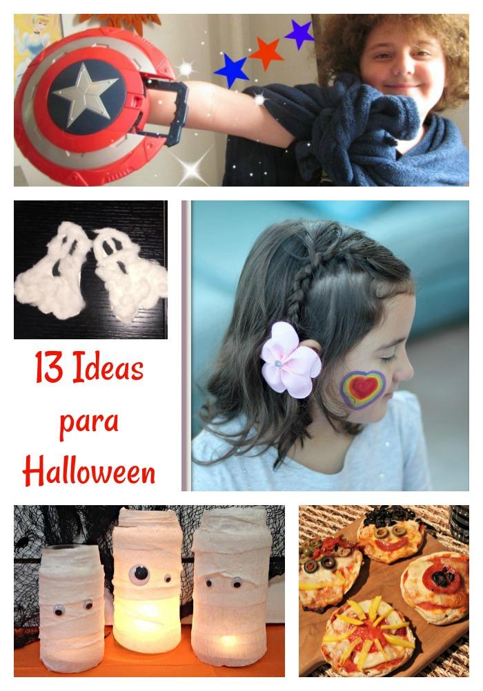 halloween diy, decoraciones, disfraces niños, manualidades, recetas