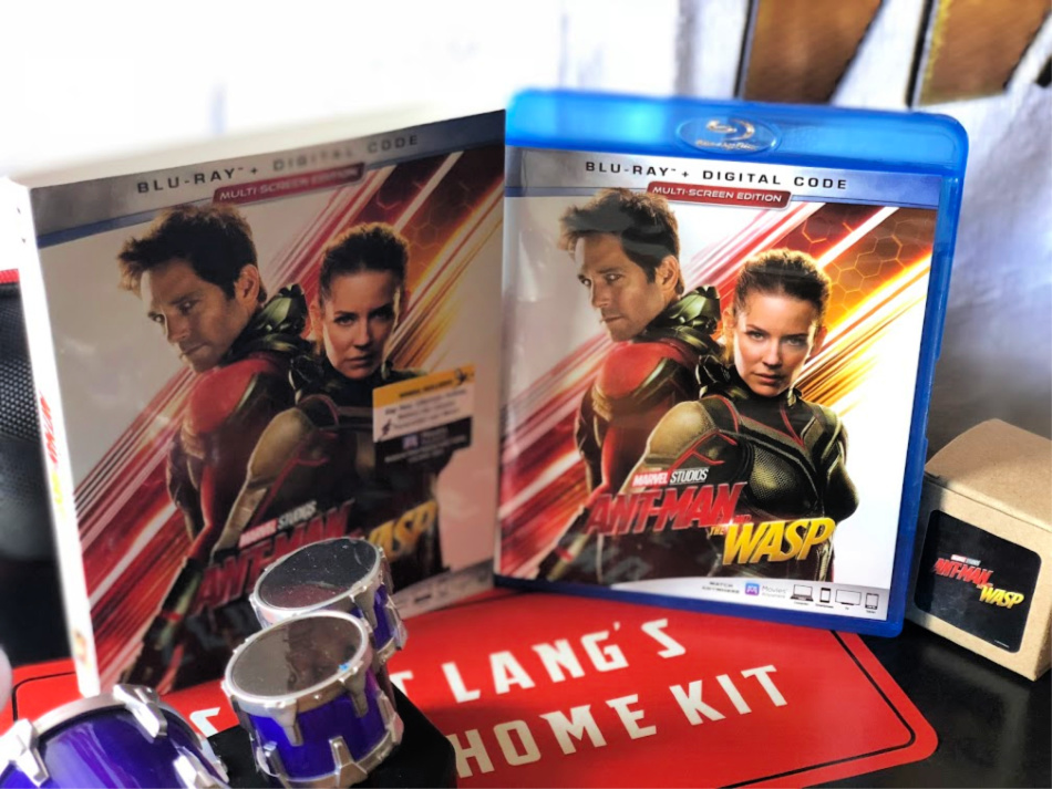 ant-man, marvel, the wasp, super herores, hombre hormiga, disney, pelicula, movie, estreno, dvd, blu-ray, art cover