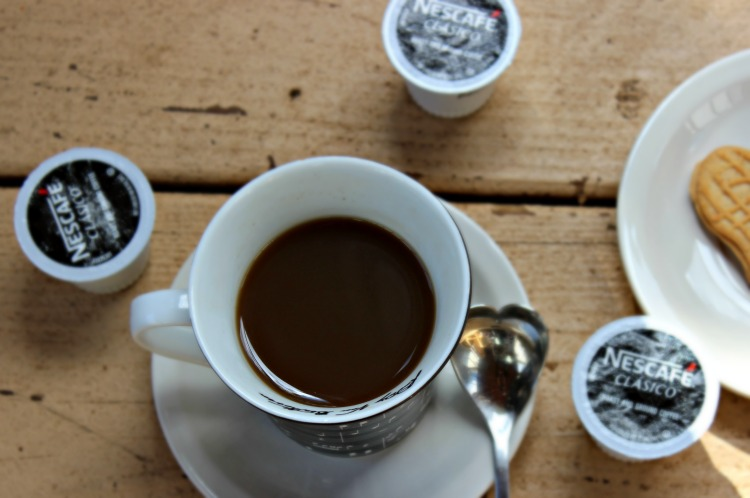 coffe, taza, nescafe