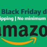 Black Friday 2018: Amazon y todas las ofertas imperdibles