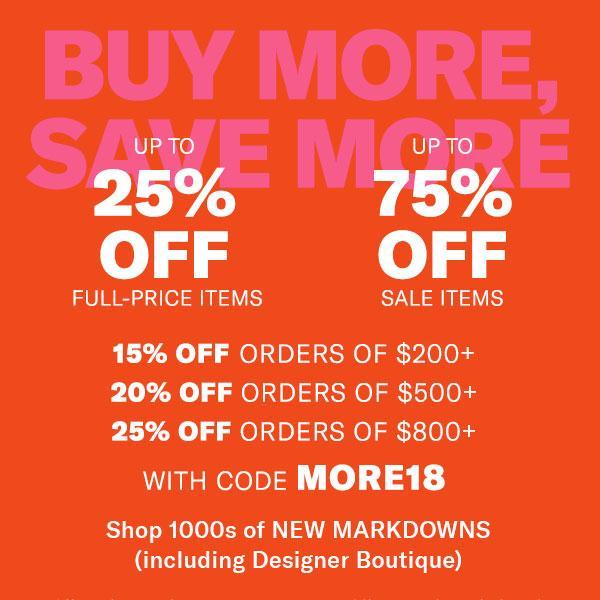 shopbop, sale, black friday, ropa, diseñadores