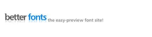 better-fonts