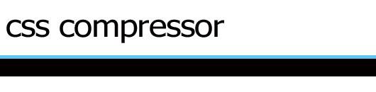 csscompressor