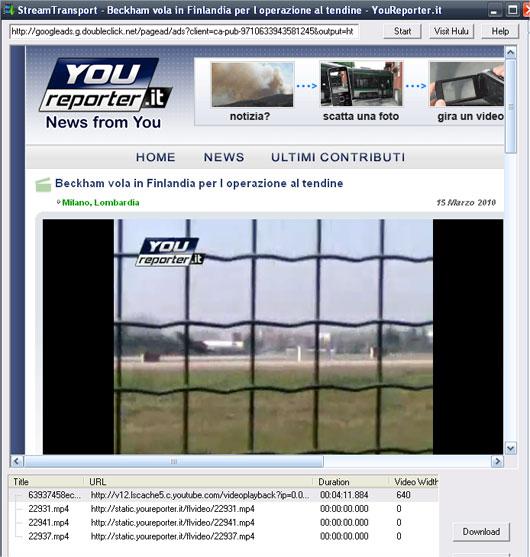 scaricare un video da un sito qualsiasi