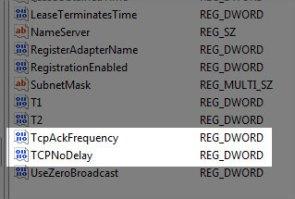 Ridurre il ping in Windows   MAMBRO - free download network