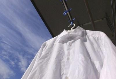 ボールペン着いたときの洗濯方法。油性で書いたカッターシャツに効果