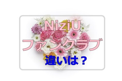 NiziUファンクラブの違いは?オフィシャルモバイルW会員の金額。チケットの優先権は?