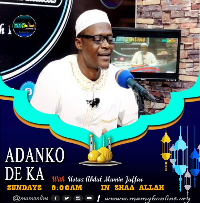 MAM TV Online - Ustaz Abdul Mumin Jaffar