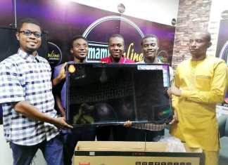 b musah donates tv to mam online