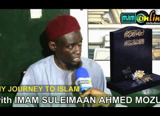 Imam Suleimaan Ahmed Mozu