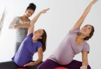Exercitii in timpul sarcinii