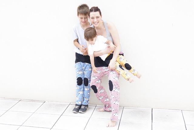 pantalones Burda #pantachulos 02