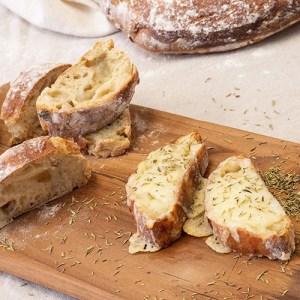 tartines de pain Mamie Clafoutis