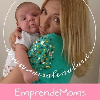 En la EmprendeMoms de esta semana, tenemos a Natalia, del blog me salen alas. En su blog podemos encontrar viñetas con humor de mi vida como madre.
