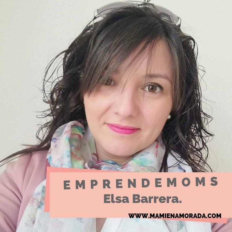 Emprendemoms Elsa Barrera Lizàrraga.