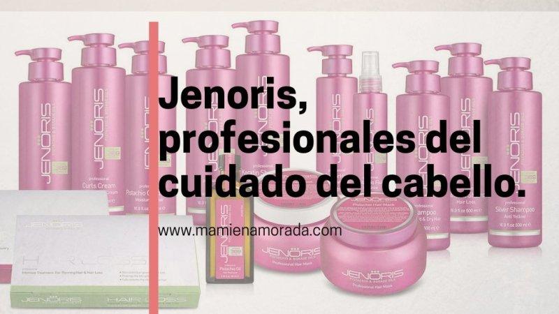 Jenoris, profesionales del cuidado del cabello.