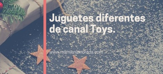 Juguetes diferentes de canal Toys.