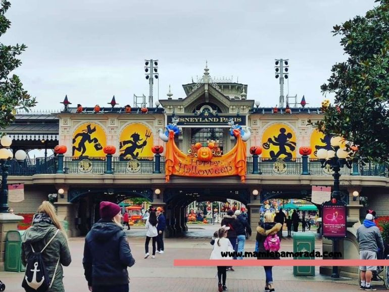 Halloween en Disneyland Paris 2019