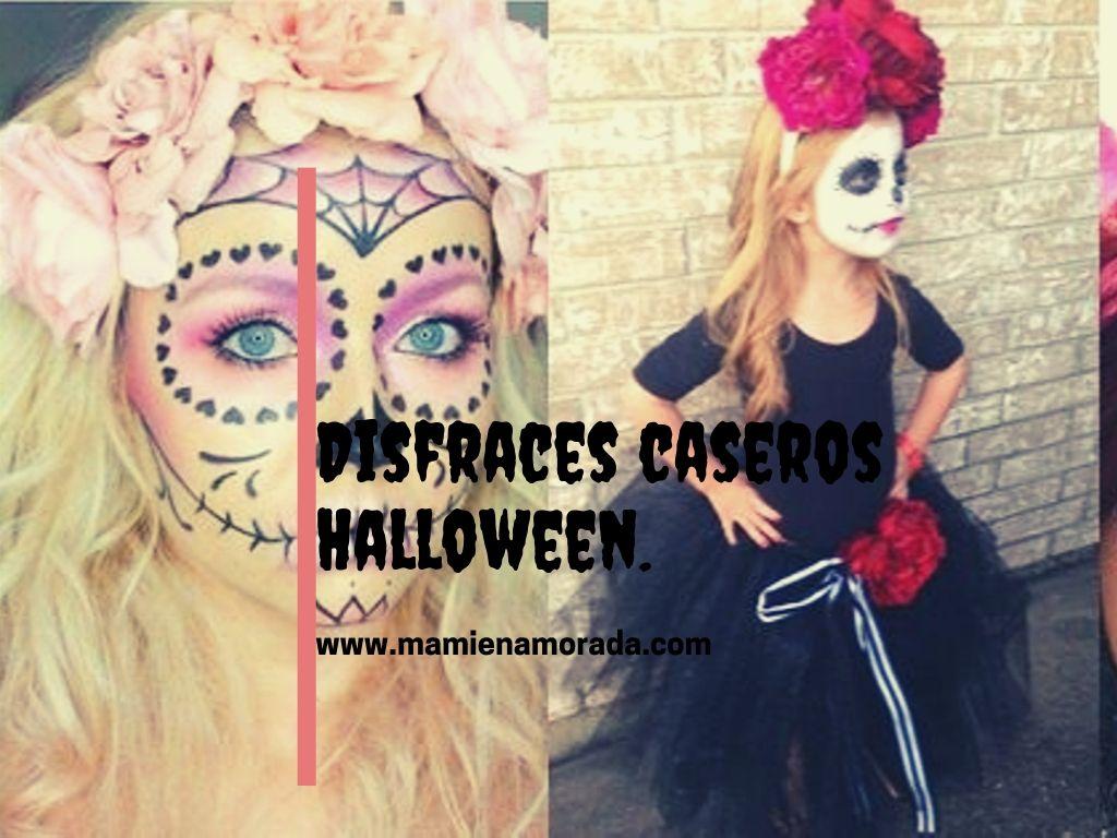 Disfraces caseros Halloween.