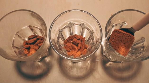 lit de biscuits spéculoos