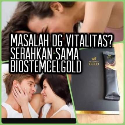 Jual Biogold, Bio Stemcell Gold di Jakarta, Bogor, Depok, Tangerang, Bekasi