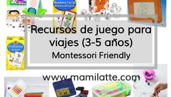 Mamilatte Juguetes 3 5 Anos Montessori Friendly