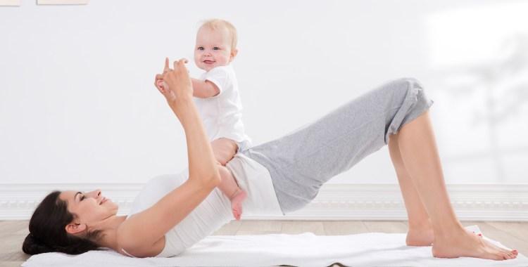 Povratak u formu nakon porođaja