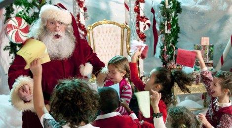 Što je Božić bez maratona sladunjavih filmova?