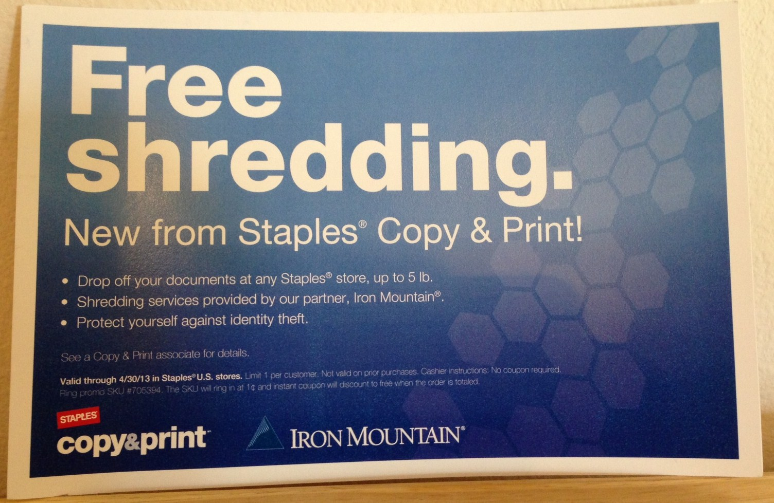 Staples: One-Stop Shop to Help You Shed, Shred, and Get