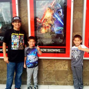 star wars screening