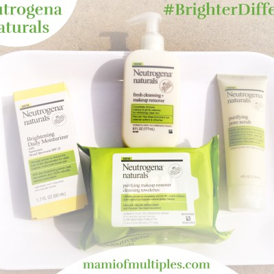 Let Your Skin Be Stress-Free This Holiday Season with Neutrogena Naturals