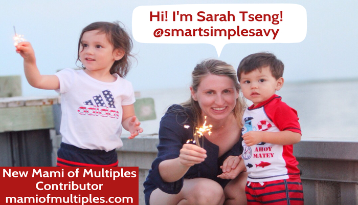 Introducing Sarah Tseng, Smart. Simple. Savvy. Contributing Columnist