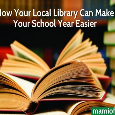 How Your Local Library Can Make Your School Year Easier