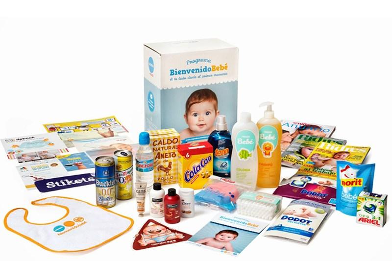 Dónde conseguir muestras para vuestros bebés