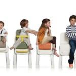 Mirando tronas … Tronas con diseño innovador