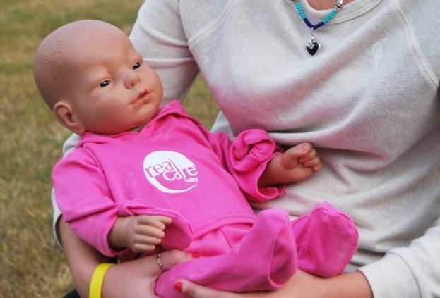 Real Care Baby: El muñeco bebé simulador