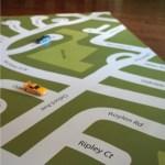 Jugar con los planos de ciudades