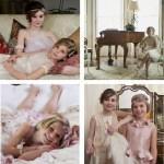 Damselfly, ropa romántica para niñas
