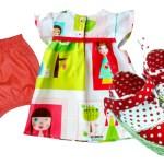 Infanitas, moda infantil para niños felices