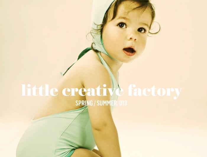 La ropa Little Creative Factory