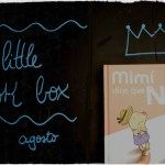 Libros infantiles – Nuestra My Little Book Box de agosto