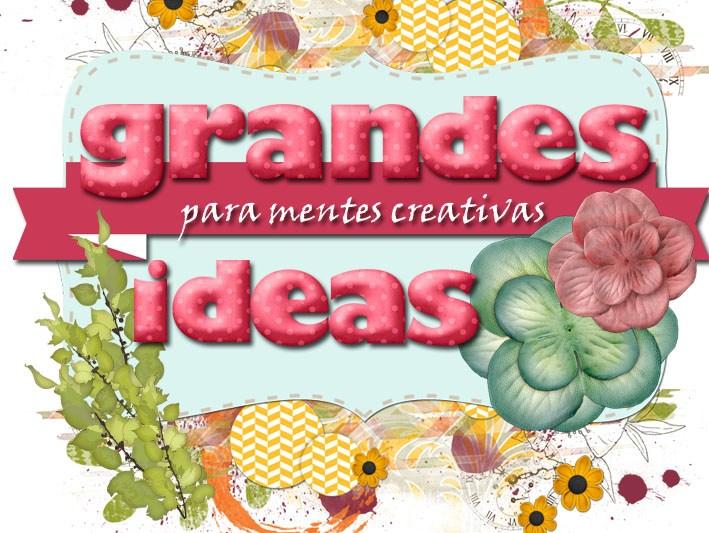 Grandes Ideas para las mentes creativas – 3 de noviembre