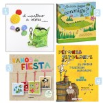 10 libros infantiles para buscar en San Jorge