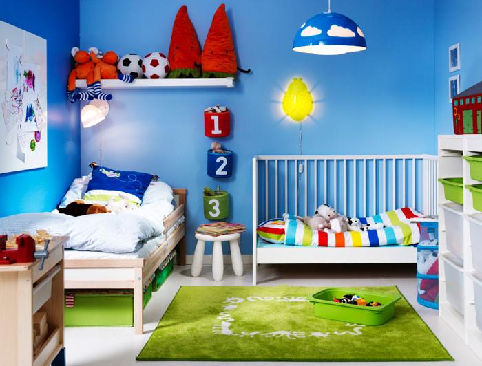 Soluciones Ikea para el dormitorio infantil